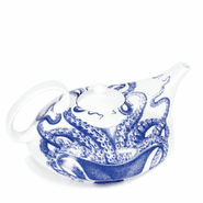 Blue Lucy 26 oz. Contemporary Teapot