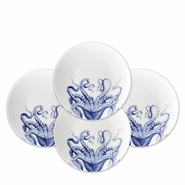 Blue Lucy 8.5''  Accent Plates Boxed Set/4