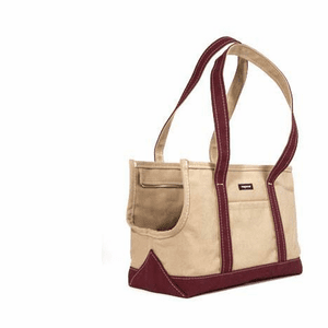 Boat Canvas Zipper Carrier - Various Colors