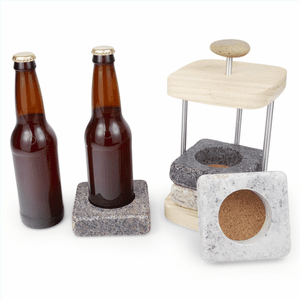Bottle Chilling Coaster Set