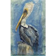 Brown Pelican Custom Sign