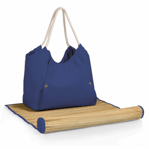 Cabo Beach Bag with Mat