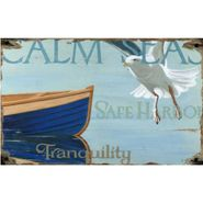 Calm Seas Custom Sign