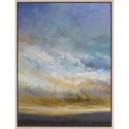 Coastal Clouds I Wall Art