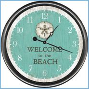 Coastal Wooden Clocks