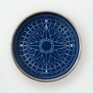 Compass Rose Bottle Coaster
