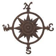 Compass Rose Wall Decor (RB)