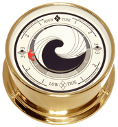 """Downeaster """"The Wave"""" Tide Clock"""