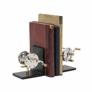 Fishing Reel Bookends