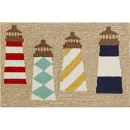 Lighthouse Natural Indoor Outdoor Rug