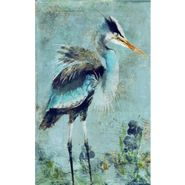 Great Blue Heron Custom Sign