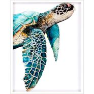 Great Sea Turtle Wall Art