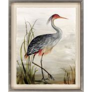 Grey Heron Wall Art