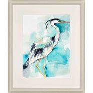Heron Splash 1 Wall Art