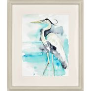 Heron Splash II Wall Art