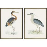Herons S/2 Wall Art
