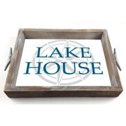Lake House Serving Tray