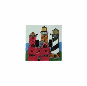 Lighthouse Switch Plate