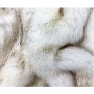 Limited Edition White Fox  Luxury Blanket