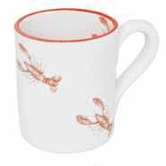 Lobster Mug - set of 6