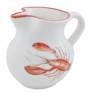 Lobster Pitcher 6''