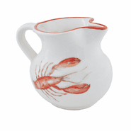 Lobster Pitcher 8''