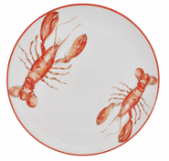 Lobster Round Tray