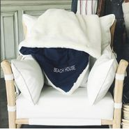 White Mink  Luxury Blanket