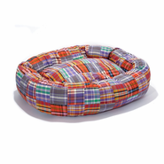 Madras Bed - Various Colors