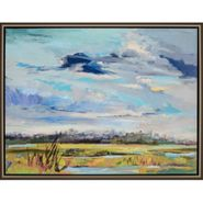 Marsh Skies Wall Art