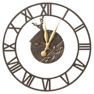Martini Floating Ring Indoor Outdoor Wall Clock