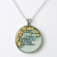Medium Chart Necklace