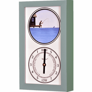 Mermaid Tide Clock