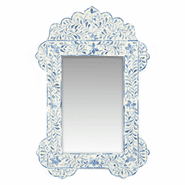 Milos Bone Inlay Mirror