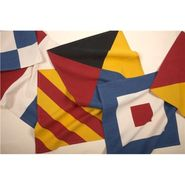 Nautical Flags Dinner Napkins