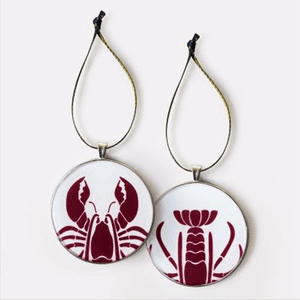 Nautical Ornament Set