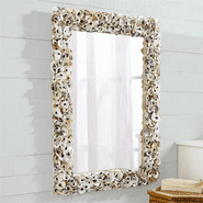 Oyster Bay Rectangular Mirror