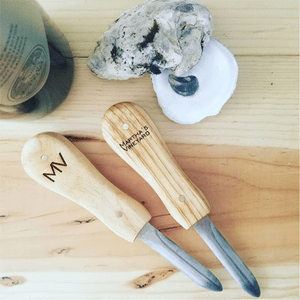 "Oyster Shucker Knife  - ""Customized"""