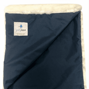 Pet White Mink Blanket
