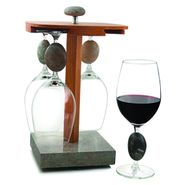 Pirouette Display/Holder for Touchstone Wine Glasses