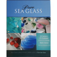 Pure Sea Glass Boxed Note Cards - Series 3