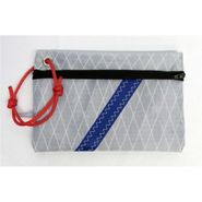 Recycled Sailcloth Bag - Wristlet