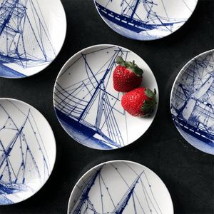Rigging Blue Canapes - Mixed S/4