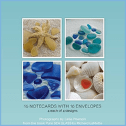 Sea Glass Notecards
