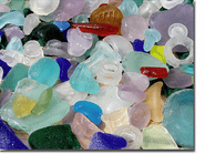 Sea Glass Photo