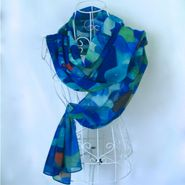 Sea Glass Scarf