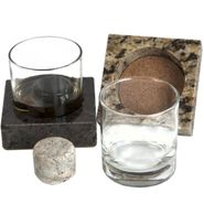 Sea Stones Cool Coasters Set