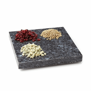 Sea Stones Granite Lazy Susan