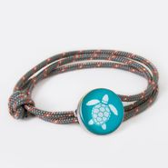 Sea Turtle Rope Bracelet