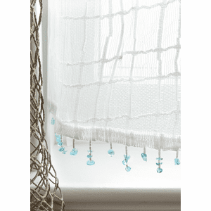 Seacoast Valance With Trim